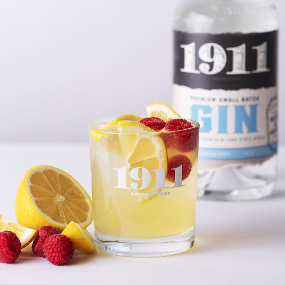 1911 Gin & Juice cocktail