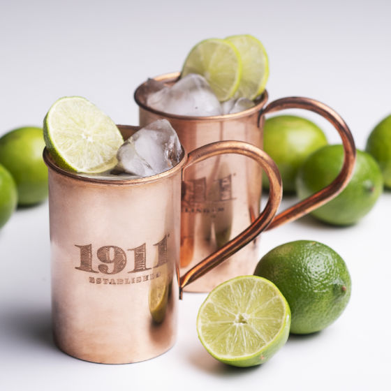 1911 NY Mule cocktail